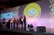 service quality award 2016