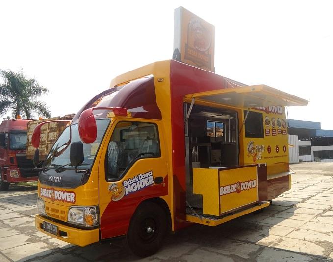 Sukses Mengembangkan Produksi Food Truck, Menjembatani Trend Bisnis Kuliner