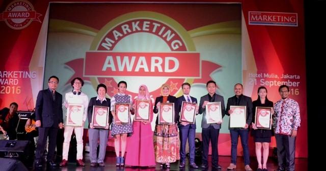 Marketing Award 2016, Barometer Strategi Marketing Terkini