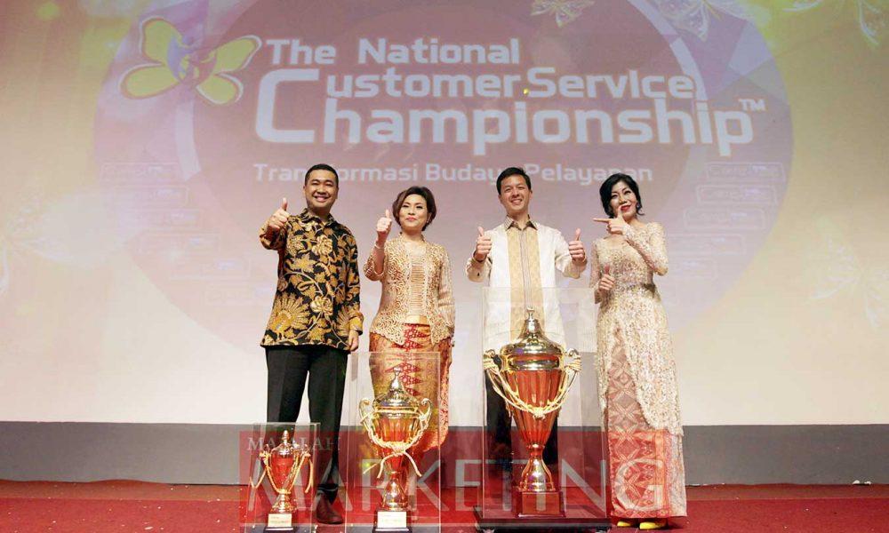 Customer Service Championship 2016