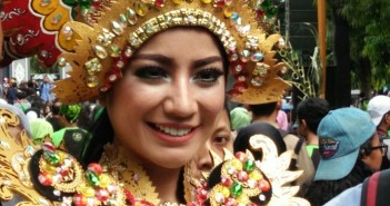 Banyuwangi ethno carnival 2016