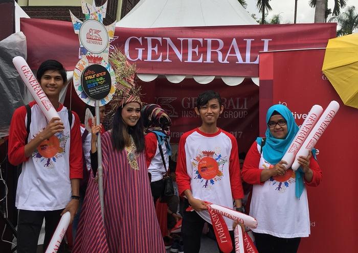 Generali Turut Meriahkan Insurance Festival 2017