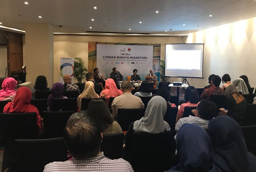 Medco Perkuat Literasi Melalui Nusa Buku