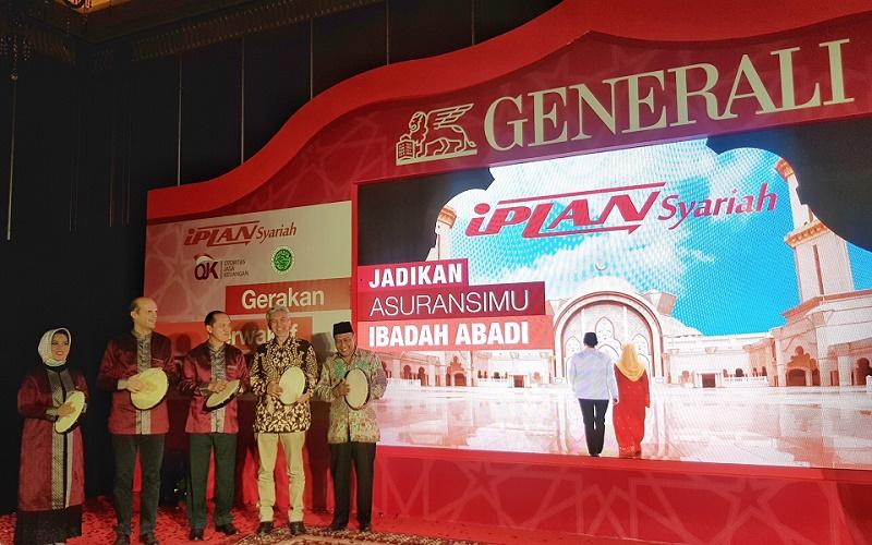 Generali Ajak Masyarakat Berwakaf dengan iPLAN Syariah