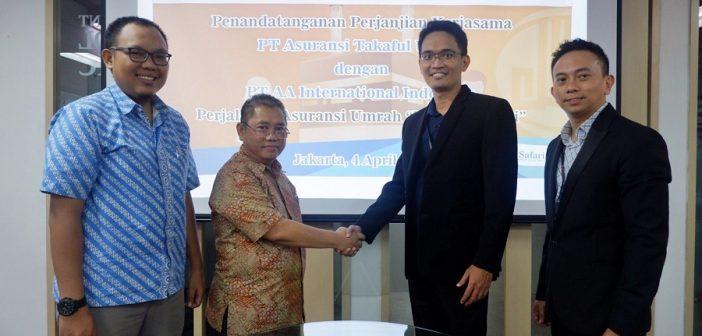 AAI Indonesia dan Asuransi Takaful Umum Bentuk Layanan Komprehensif Bagi Nasabah