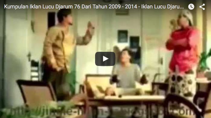 Iklan Djarum 76 yang Makin Kreatif dan Fun
