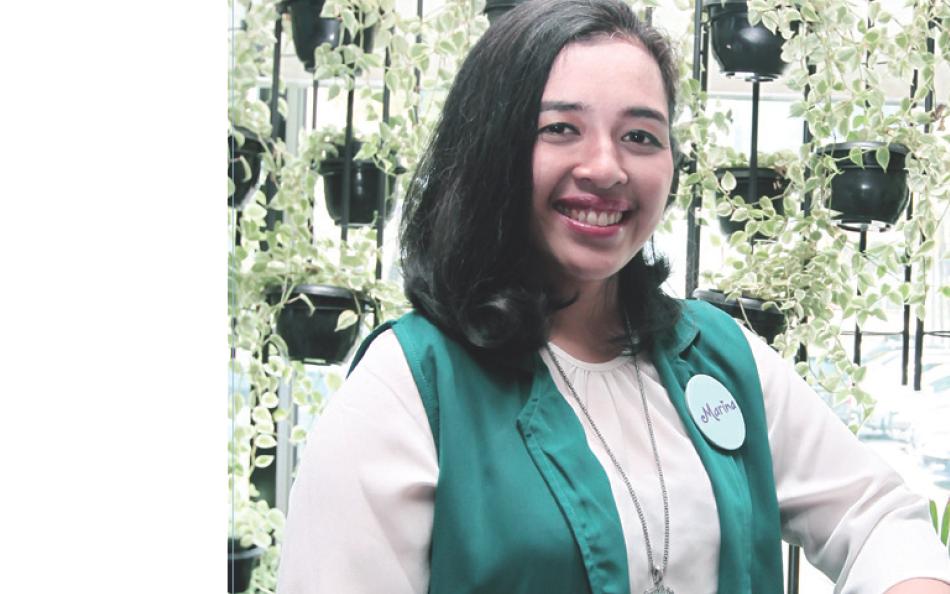 Elfia Rahmi: Hadapi Tantangan Baru