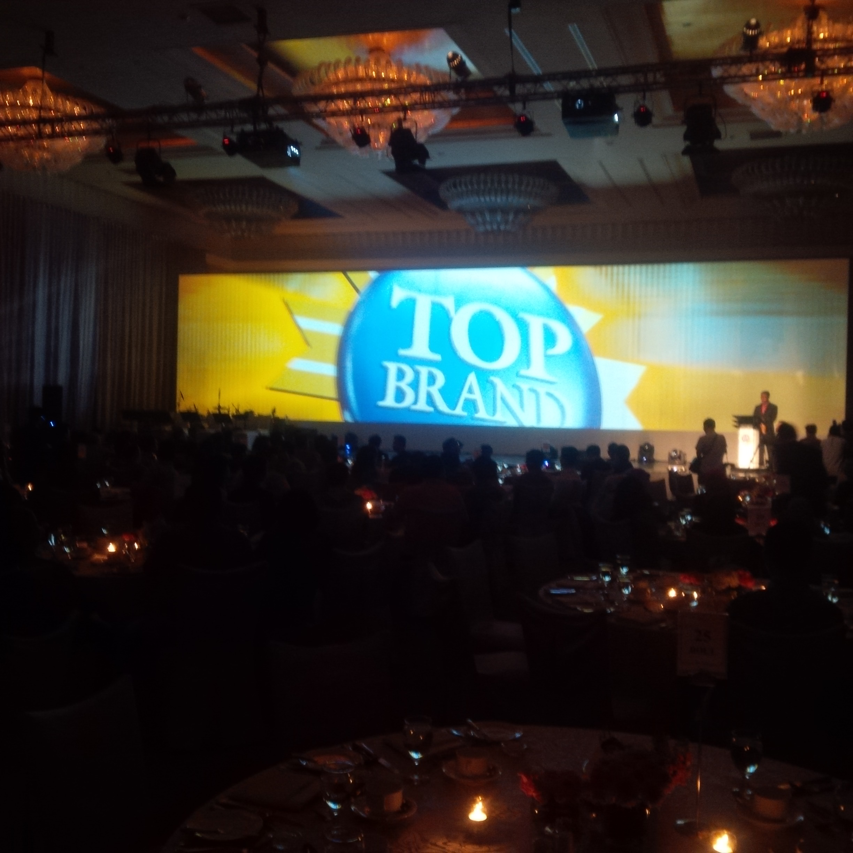 Top, 100 Perusahaan Terima Top Brand Award 2016 Hari Ini