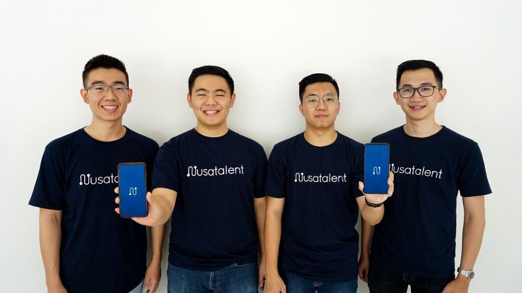 startup recruitment nusatalent