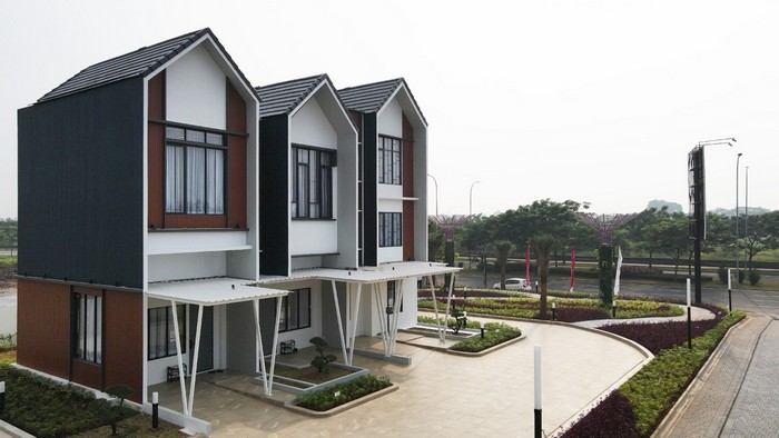 Sentosa Park, Hunian Desain Unik Dengan Konsep Milenial